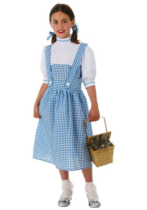child kansas dress costume
