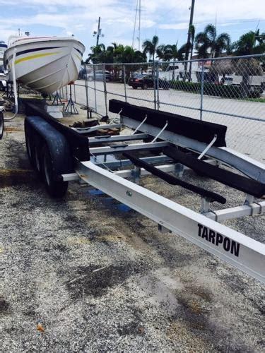 tarpon aluminum boat trailers 30 foot boats for sale