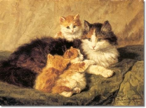 Home Interior Painters by Cats In Art 19th Century The Great Cat The Great Cat