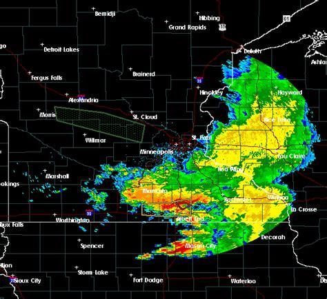 minneapolis radar weather map