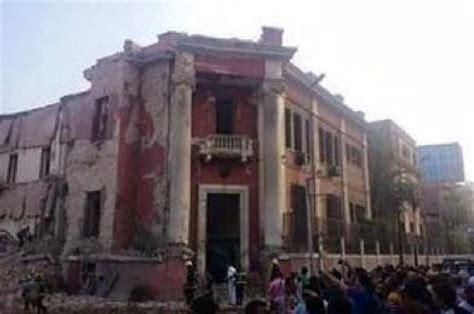 consolato egitto egitto autobomba al cairo colpito il consolato italiano