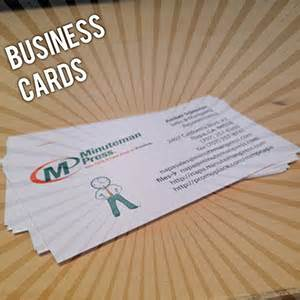 minuteman business cards minuteman press napa california 94558 grapeyard center