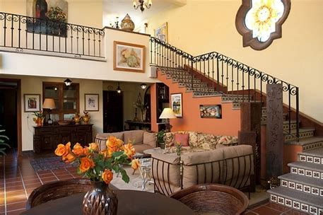 Mexican Style Kitchen Design Luxury Homes Details For Hacienda Style In Exclusive Enclave
