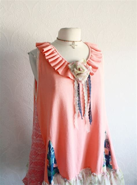 17 Best Images About Blouses And Tanktop On Pinterest Shabby Chic Plus Size Clothing