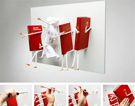 20 creative bookshelves ideas