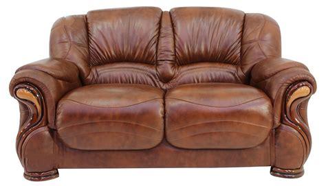 italian leather settee susanna italian leather 2 seater sofa settee tabak brown
