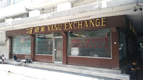 best exchange rate the best currency exchange rates in bangkok