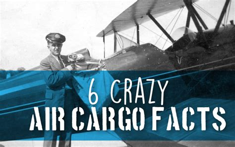 6 air cargo facts tuscor lloyds air freight agents