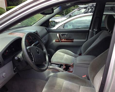 2004 Kia Interior by 2004 Kia Sorento Pictures Cargurus