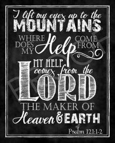 Scripture Art - Ephesians 2:10 Chalkboard | Scripture art