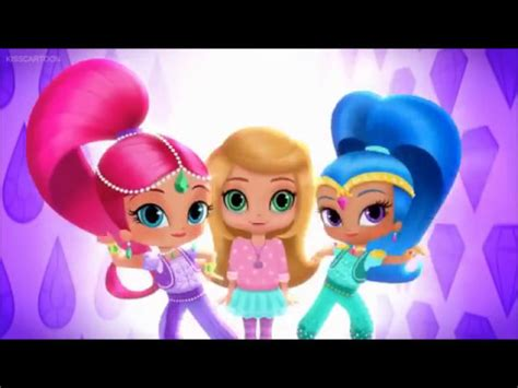 Shimmer Shine And Cook by Nickjr Shimmer Shine To Boomerang Rebrand