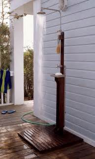 outdoor shower style by the orvis company