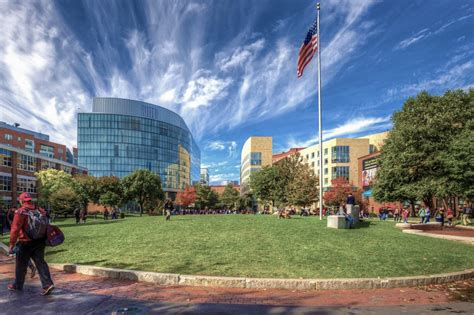 Northeastern Boston Mba Ranking by Northeastern College Boston Pictures To Pin On