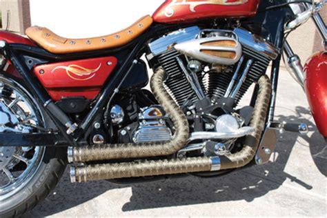 Auspuffband Motorrad by Dei Auspuffband F 252 R Motorrad Auspuffanlagen Im Thunderbike