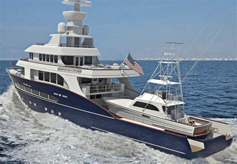 gamefisherman builds  megayacht power motoryacht