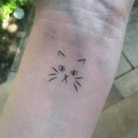 cat face tattoo top 25 best cat tattoos ideas on cat