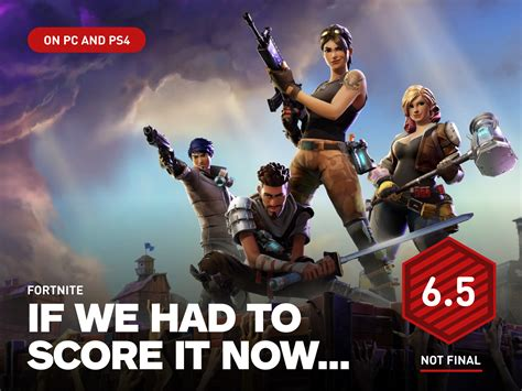fortnite review fortnite review fortnite early access review ign africa