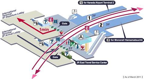 Airport Floor Plan Design by Tokyo Monorail Monorail Guide Gt Haneda Airport