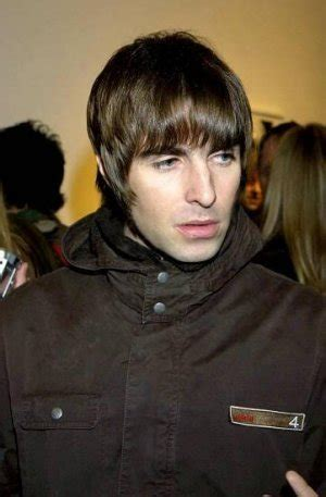 drunk haircut story liam gallagher got so drunk he tried to ride a dog