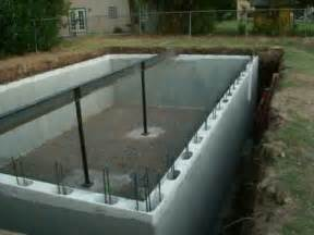how to add a basement to a house green rhino building systems basement project