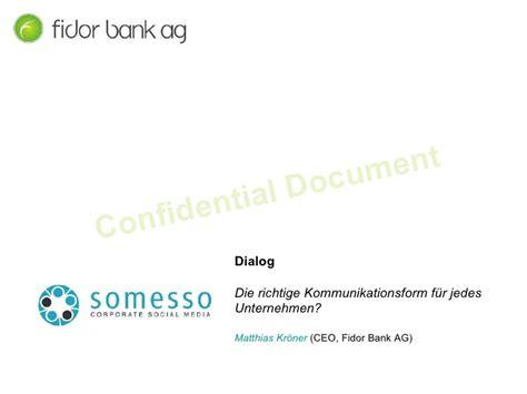 fidor bank ag dialog matthias kr 246 ner fidor bank ag at csmm