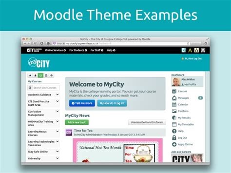 moodle add themes theming moodle technical