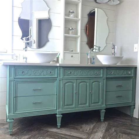 Dresser Vanity For Bathroom by Dresser Vanity Guest Post Country Chic Paint