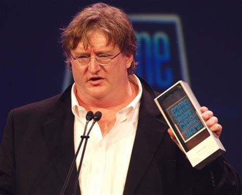 gabe newell biography book interview gabe newell interviews the cambridge student