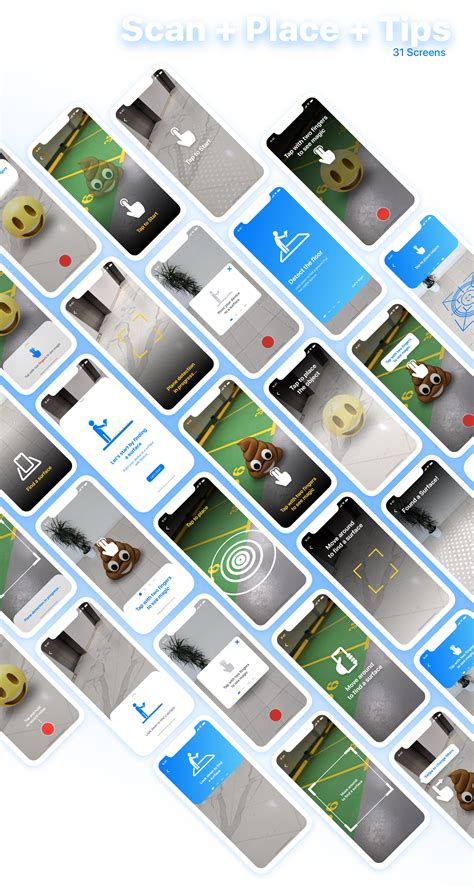 augmented reality mobile apps place ui kit the future of augmented reality mobile apps
