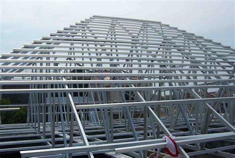 rangka atap baja ringan galvalum atap rumah