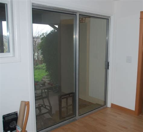 Sliding Window Fix A Sliding Glass Door