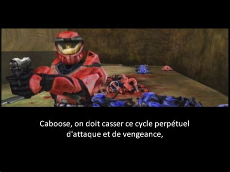 red vs blue the blood gulch chronicles tv series 2003 red vs blue the blood gulch chronicles s03e02 vostfr