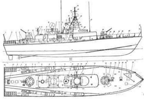 pt boat design plan seen boat plan
