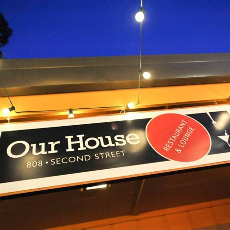 our house davis our house davis ca opentable