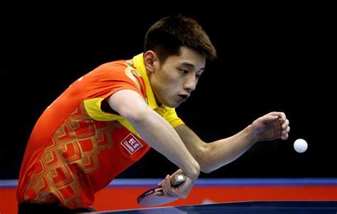 Bet Tenis Meja Zhang Jike tenis de mesa taringa