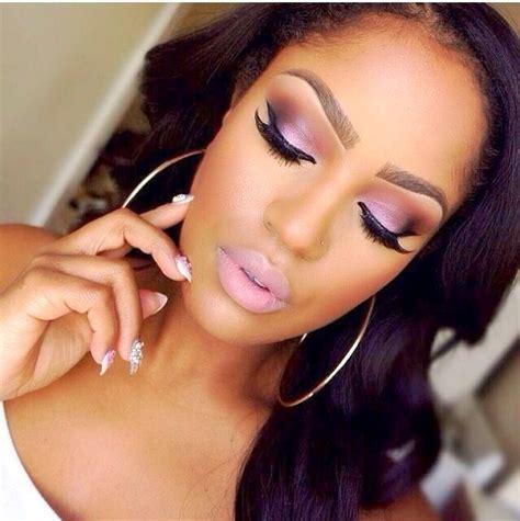 spring 2015 makeup for brown skin 160 best spring summer makeup looks for brown skin images