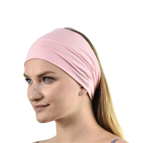 unisex silk headband silk
