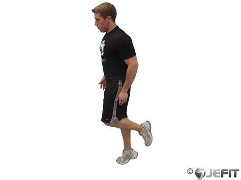 standing one leg bodyweight calf raise exercise database