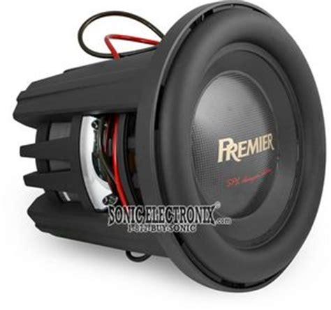 """Pioneer Premier TS W5102SPL (TSW5102SPL) 12"""" Dual 2 ohm"""
