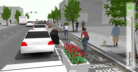 nacto streetsblog new york city fhwa to engineers go ahead and use city friendly street