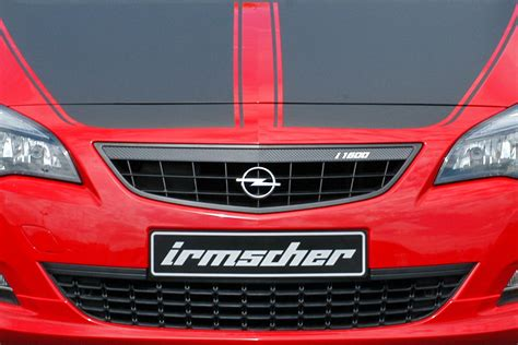 opel irmscher irmscher opel astra i1600 with upgraded 200hp 1 6 liter