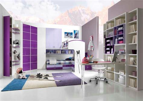 chambre enfant violet la chambre ado fille 75 id 233 es de d 233 coration archzine fr