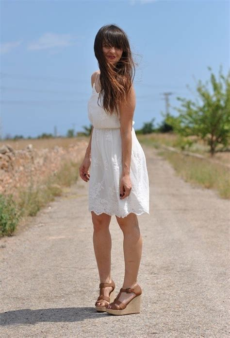 Wedges Dress wedges get a trendy and comfy look for your summer days