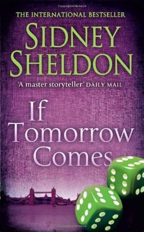 If Tomorrow Comes Tracy Series 1 By Sidney Sheldon