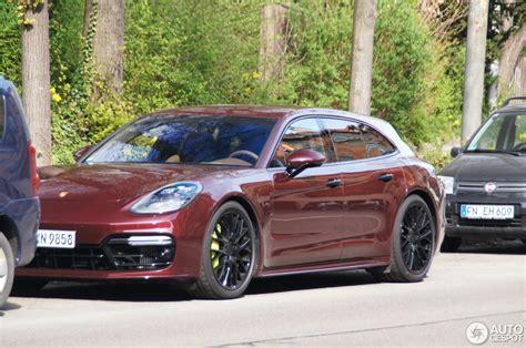 burgundy porsche 2017 porsche 971 panamera turbo s e hybrid sport turismo 20