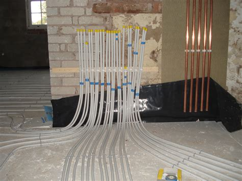 Underfloor Heating Plumbing by Pictures Of Recent Underfloor Heatings Ian