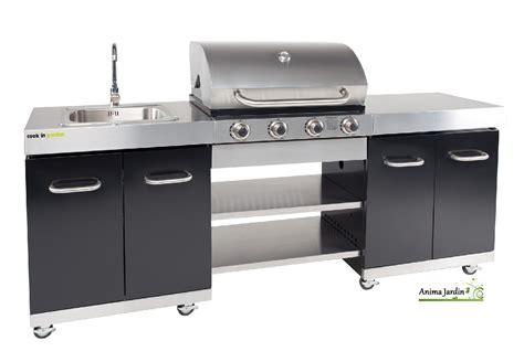 Armoire Extérieure by Cuisine Barbecue Fixe Fonctionnel Et Esth 195 169 Tique Dans Le