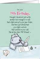 14th Birthday Quotes For 14th Birthday Cards From Greeting Card Universe