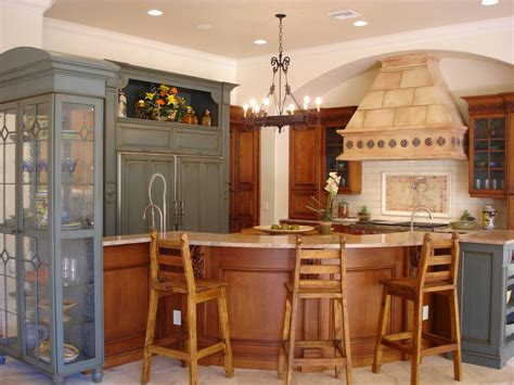 Spanish Style Kitchen Cabinets by Spanish Villa Style Kitchens Home Design And Decor Reviews