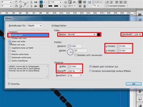 tutorial indesign zeichnen stra 223 e zeichnen indesign schlagschatten indesign